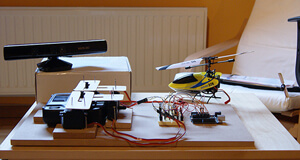 Kinect Heli Controller